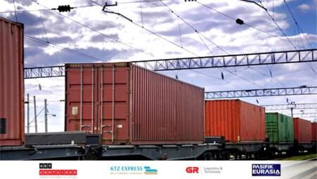 Konteyner qatarı Çindən Türkiyəyə rekord qısa müddətdə çatdırılıb